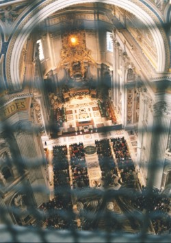 italdred:  St Peter Interior, Rome