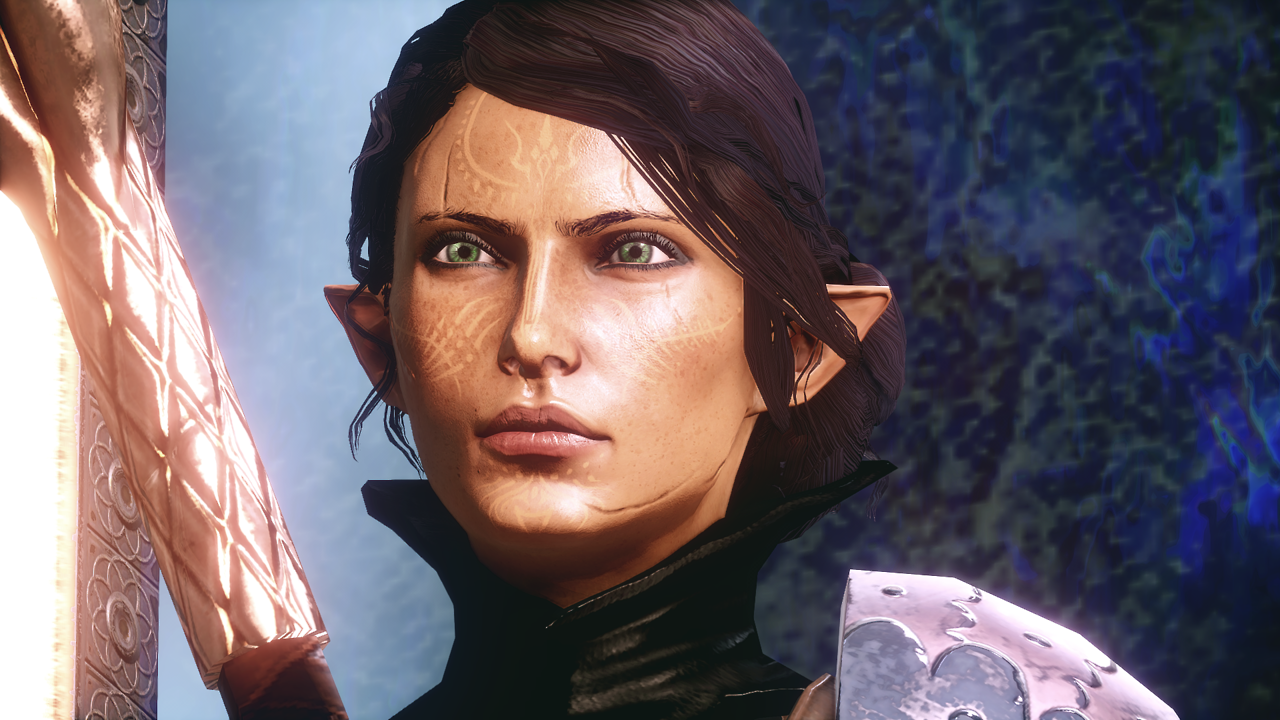 Vir Dirthara.  #venara lavellan#lavellan#da screencaps #dragon age screencaps #dragon age#da:i#idrelles ocs#idrelles screenshots