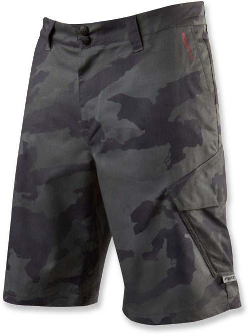 Fox Ranger Print Cargo Mountain Bike Shorts