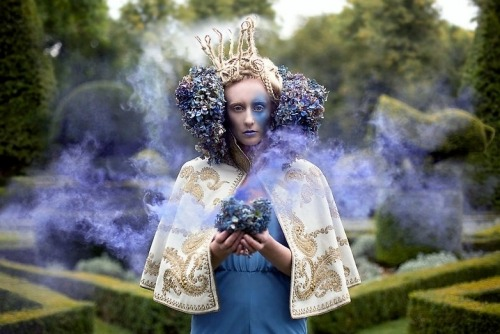 Bohemian Aesthetic The wondrous work of photographer Kristy Mitchell.