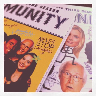 some long overdue catching up with #community recently