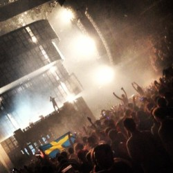 One Last Tour 😍 #swedishhousemafia #onelasttour #swedish #barclays #amazed #inlove #came #raved #loved  (at Barclays Center)