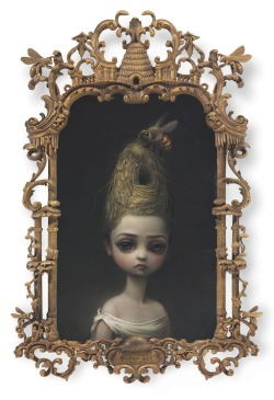 blua:  Mark Ryden's Queen Bee
