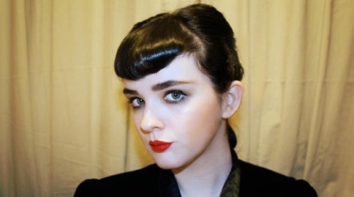 A Blade Runner beauty tutorial on xoVain.
