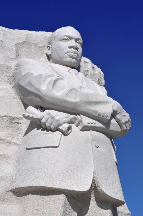 "April 3, 1968: MLK is Assassinated  On this day in 1968, Martin Luther King, Jr. was fatally shot while standing on the balcony outside his second-story motel room in Memphis, TN.  ""Like anybody, I would like to live a long life. Longevity has its place. But I'm not concerned about that now. I just want to do God's will. And He's allowed me to go up to the mountain. And I've looked over. And I've seen the Promised Land. I may not get there with you. But I want you to know tonight, that we, as a people, will get to the promised land!"" - Martin Luther King Jr.  Revisit the life and legacy of Dr. King with this special collection from PBS.  Image (from top to bottom): Martin Luther King, Jr. Memorial in Washington, D.C., Martin Luther King Jr. Sign (National Park Service)"