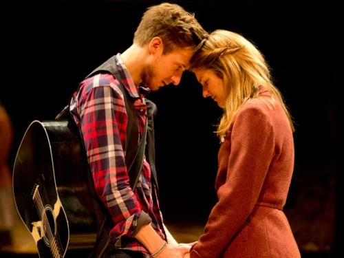 doctorwho:  via Broadway.com: Doctor Who's Arthur Darvill & Joanna Christie Set as New Leads of B'way's Once  #things I would literally give an arm to see