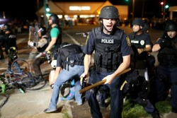 police protest United States missouri troops news riot martial law cops police state tyranny police brutality acab human rights National Guard ferguson killer cops OpFerguson handsupdontshoot