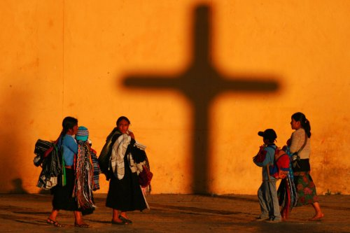 davecurry8:  Under the Cross-San Cristobal de las Casas
