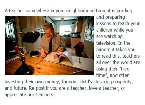 maats-asp:  Teachers. I love you when you love your kids, and I wish the system wasn't rigged to make you all hate your jobs.