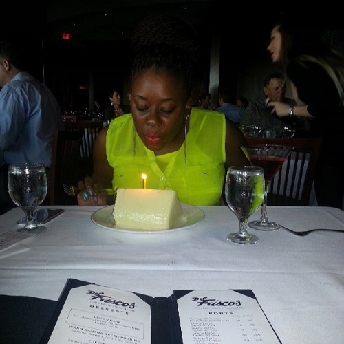 Happy Birthday Tanya.  (at Del Frisco's Double Eagle Steakhouse)