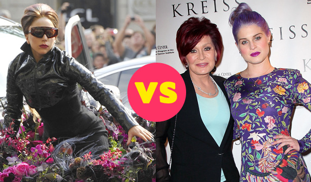 Everything you need to know about the Osbourne vs. Gaga feud