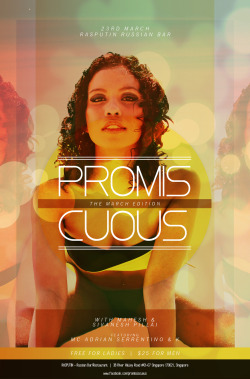 Promiscuous: The March Edition.