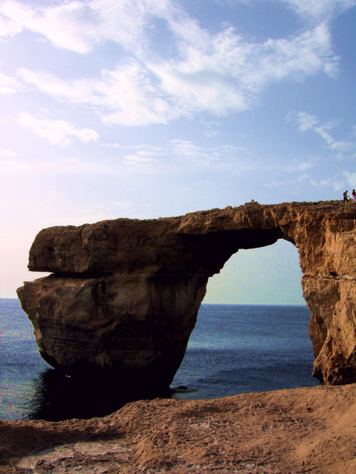 The Azure Window, Dwejra, Gozo (Malta) May 2013