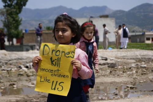 "thepeoplesrecord:  Children killed by US drone strikes in Pakistan & Yemen PAKISTANName | Age | GenderNoor Aziz | 8 | maleAbdul Wasit | 17 | maleNoor Syed | 8 | maleWajid Noor | 9 | maleSyed Wali Shah | 7 | maleAyeesha | 3 | femaleQari Alamzeb | 14| maleShoaib | 8 | maleHayatullah KhaMohammad | 16 | maleTariq Aziz | 16 | maleSanaullah Jan | 17 | maleMaezol Khan | 8 | femaleNasir Khan | maleNaeem Khan | maleNaeemullah | maleMohammad Tahir | 16 | maleAzizul Wahab | 15 | maleFazal Wahab | 16 | maleZiauddin | 16 | maleMohammad Yunus | 16 | maleFazal Hakim | 19 | maleIlyas | 13 | maleSohail | 7 | maleAsadullah | 9 | malekhalilullah | 9 | maleNoor Mohammad | 8 | maleKhalid | 12 | maleSaifullah | 9 | maleMashooq Jan | 15 | maleNawab | 17 | maleSultanat Khan | 16 | maleZiaur Rahman | 13 | maleNoor Mohammad | 15 | maleMohammad Yaas Khan | 16 | maleQari Alamzeb | 14 | maleZiaur Rahman | 17 | maleAbdullah | 18 | maleIkramullah Zada | 17 | maleInayatur Rehman | 16 | maleShahbuddin | 15 | maleYahya Khan | 16 |maleRahatullah |17 | maleMohammad Salim | 11 | maleShahjehan | 15 | maleGul Sher Khan | 15 | maleBakht Muneer | 14 | maleNumair | 14 | maleMashooq Khan | 16 | maleIhsanullah | 16 | maleLuqman | 12 | maleJannatullah | 13 | maleIsmail | 12 | maleTaseel Khan | 18 | maleZaheeruddin | 16 | maleQari Ishaq | 19 | maleJamshed Khan | 14 | maleAlam Nabi | 11 | maleQari Abdul Karim | 19 | maleRahmatullah | 14 | maleAbdus Samad | 17 | maleSiraj | 16 | maleSaeedullah | 17 | maleAbdul Waris | 16 | maleDarvesh | 13 | maleAmeer Said | 15 | maleShaukat | 14 | maleInayatur Rahman | 17 | maleSalman | 12 | maleFazal Wahab | 18 | maleBaacha Rahman | 13 | maleWali-ur-Rahman | 17 | maleIftikhar | 17 | maleInayatullah | 15 | maleMashooq Khan | 16 | maleIhsanullah | 16 | maleLuqman | 12 | maleJannatullah | 13 | maleIsmail | 12 | maleAbdul Waris | 16 | maleDarvesh | 13 | maleAmeer Said | 15 | maleShaukat | 14 | maleInayatur Rahman | 17 | maleAdnan | 16 | maleNajibullah | 13 | maleNaeemullah | 17 | maleHizbullah | 10 | maleKitab Gul | 12 | maleWilayat Khan | 11 | maleZabihullah | 16 | maleShehzad Gul | 11 | maleShabir | 15 | maleQari Sharifullah | 17 | maleShafiullah | 16 | maleNimatullah | 14 | maleShakirullah | 16 | maleTalha | 8 | male YEMENAfrah Ali Mohammed Nasser | 9 | femaleZayda Ali Mohammed Nasser | 7 | femaleHoda Ali Mohammed Nasser | 5 | femaleSheikha Ali Mohammed Nasser | 4 | femaleIbrahim Abdullah Mokbel Salem Louqye | 13 | maleAsmaa Abdullah Mokbel Salem Louqye | 9 | maleSalma Abdullah Mokbel Salem Louqye | 4 | femaleFatima Abdullah Mokbel Salem Louqye | 3 | femaleKhadije Ali Mokbel Louqye | 1 | femaleHanaa Ali Mokbel Louqye | 6 | femaleMohammed Ali Mokbel Salem Louqye | 4 | maleJawass Mokbel Salem Louqye | 15 | femaleMaryam Hussein Abdullah Awad | 2 | femaleShafiq Hussein Abdullah Awad | 1 | femaleSheikha Nasser Mahdi Ahmad Bouh | 3 | femaleMaha Mohammed Saleh Mohammed | 12 | maleSoumaya Mohammed Saleh Mohammed | 9 | femaleShafika Mohammed Saleh Mohammed | 4 | femaleShafiq Mohammed Saleh Mohammed | 2 | maleMabrook Mouqbal Al Qadari | 13 | maleDaolah Nasser 10 years | 10 | femaleAbedalGhani Mohammed Mabkhout | 12 | maleAbdel- Rahman Anwar al Awlaki | 16 | maleAbdel-Rahman al-Awlaki | 17 | maleNasser Salim | 19 Obviously, these figures don't include children killed in Somalia & Afghanistan. If ever these strikes are reported in the MSM, many of these children are listed as ""militants,"" a word redefined by President Obama to mean any male of military age in a strike zone, so as to disguise the number of children killed by his drone policy. Under this abuse of presidential power with lack of judicial oversight, Obama has escalated George W. Bush's drone program more than five times over.  Not only are children & civilians caught in strike zones, but drones are killing rescuers & family members with the ""double tap"" method, a second strike in the same zone. The ""double tap"" is considered to be a war crime under international law.    Not okay!"