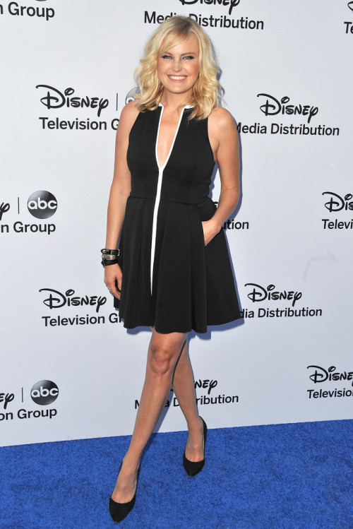 Malin Akerman || Disney Upfronts at Walt Disney Studios in Burbank, CA on May 19, 2013