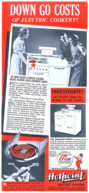 vintascope:  Hotpoint - 19380500 GH on Flickr.