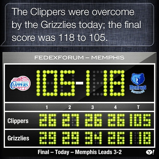 I'm just going to leave this here. #Clippers #joke #stillnumber2 #thatwasembarassing