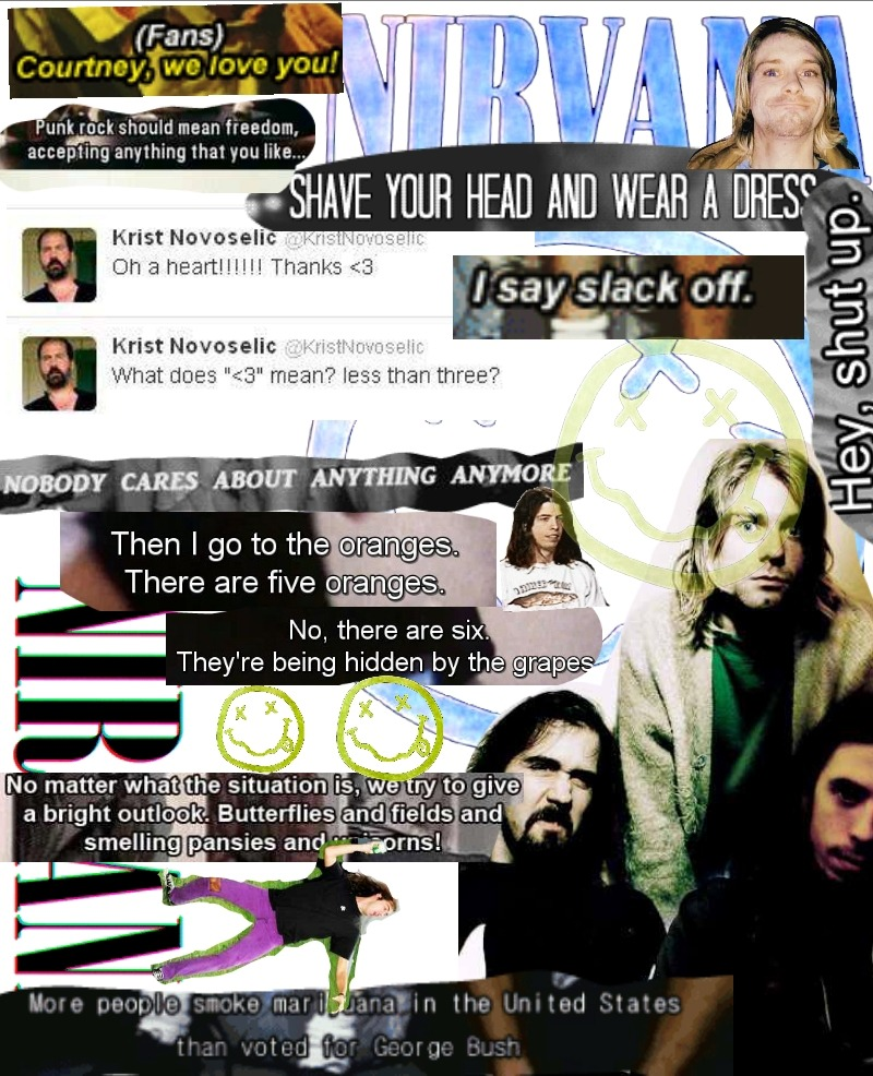 cccobain:  keznire:  I did a thing  krist and the heart thing i will cry forever