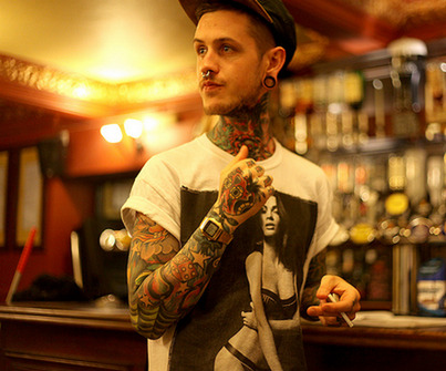 ohaikittychan:  Sex, Tattoos on We Heart It - http://weheartit.com/entry/49534325/via/willywatermelon