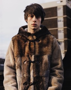 Jake Bugg for Another Man S/S13 Photography by Alasdair McLellan, Styling by Alister Mackie