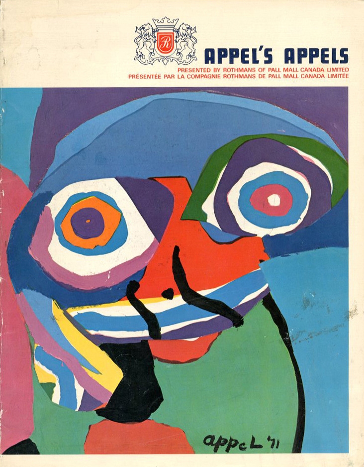 Appel's Appels, 1971 via Stopping Off Place