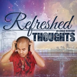 The homey iTh0t just released his new mixtape Refreshed Thoughts, available for free HERE.