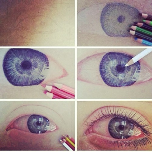 mrmzzz123:  This is awesome.😄😎 #eye #drawing