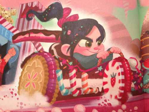 im-gunna-wreck-it:  Live your dream, Vanellope.