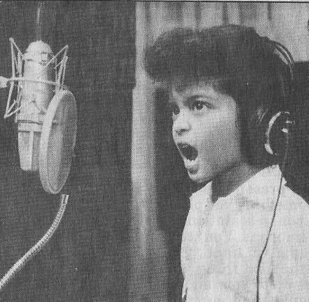 unmasqueyourself:  xcess090:  Young Bruno Mars  Too Cute