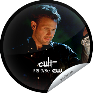 "I just unlocked the CULT: Suffer the Children sticker on GetGlue                      1866 others have also unlocked the CULT: Suffer the Children sticker on GetGlue.com                  Jeff obtains a copy of Detective Sakelik's police personnel file which reveals an important secret. Thanks for watching, you've unlocked the ""Suffer the Children"" sticker. Share this one proudly. It's from our friends at The CW."
