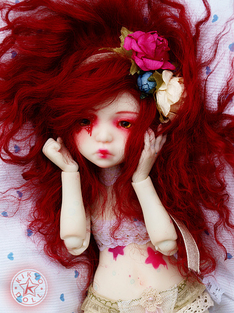 [Puns Custom]Delilah - Rencontre by Kikyô ★⋆*· (busy) on Flickr.