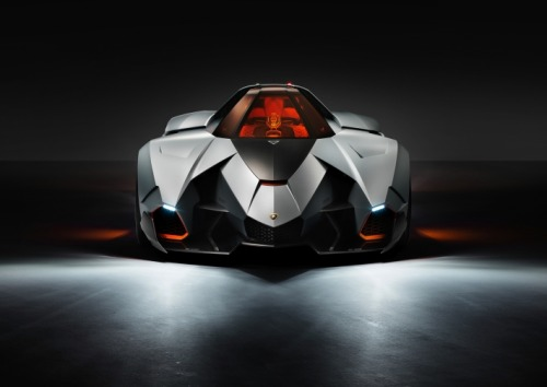 sirmitchell:  The Lamborghini EgoistaThis is an actual car they are making (a whopping three of)  Woof.