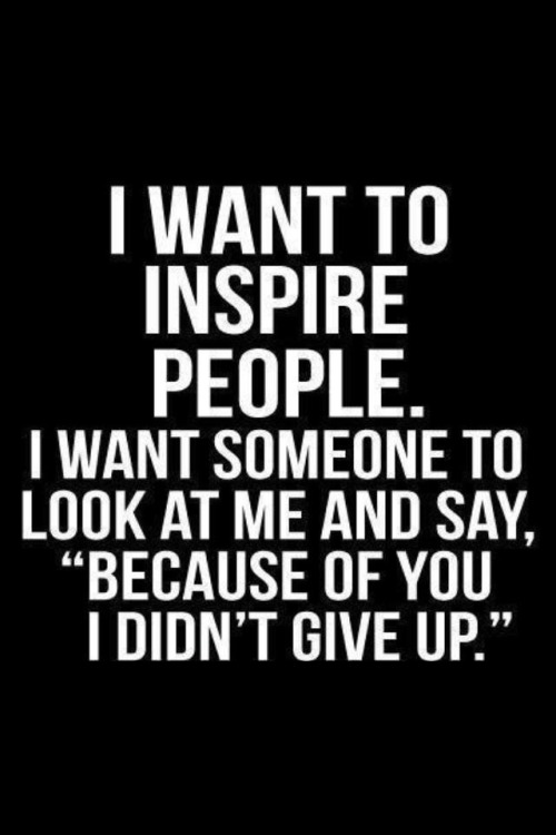 Inspire peopleView Post