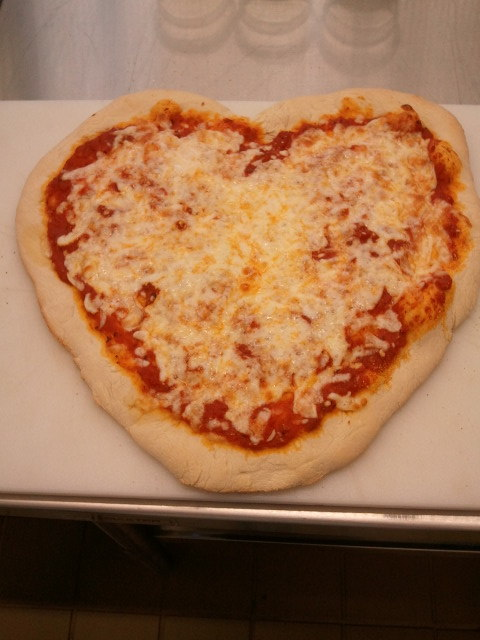 I love making pizza in culinary arts! ;D