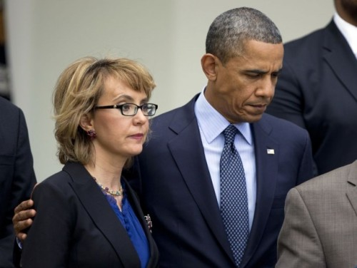 "GABBY GIFFORDS ON THE SENATE'S GUN CONTROL FAILURE: ""SHAME ON THEM""by Steven Folkins http://bit.ly/11nNwRZ"