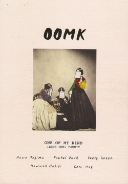 magazinewall:  OOMK (London, UK)