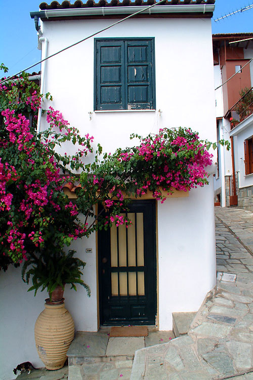 Skopelos By images of greece