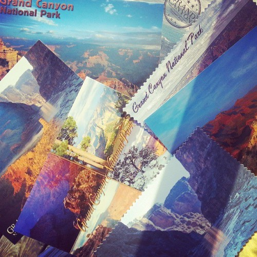 127 postcards of the #GrandCanyon fr @re1nhardy @chisenofilter