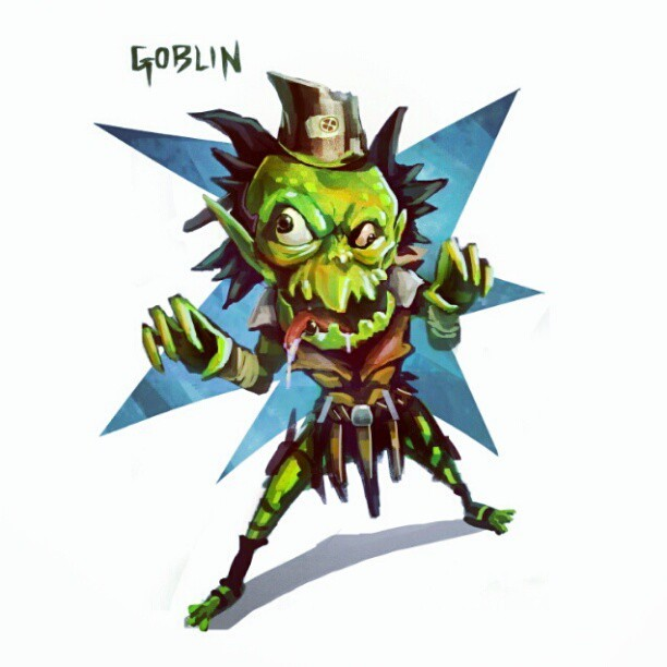 Goblin minions #graphic #graphicdesign#art #design #character #creature #characterdesign #design #computerarts #digitart #photoshop #drawing #conceptart #draw #cg #graphicdesign #digitalpainting #painting #protagonist #illustration #illustrator #dariusartshed #cute #kid #goblin #cartoon #monster