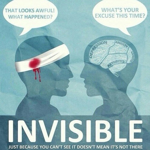 Those of you who are blessed not to have to suffer with #invisibleillnesses need to educate yourselves and show sensitivity to those who do suffer. Believe me, no one would choose to live this way.   #invisibleillness #chronicillness #spoonie #thestruggleisreal