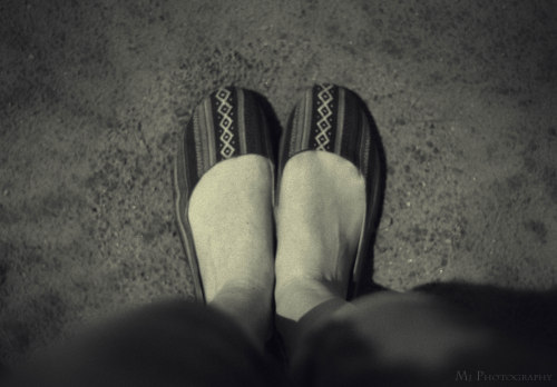 "A Day In My Shoes Photo Project ""Grainy Views."" 6/31"