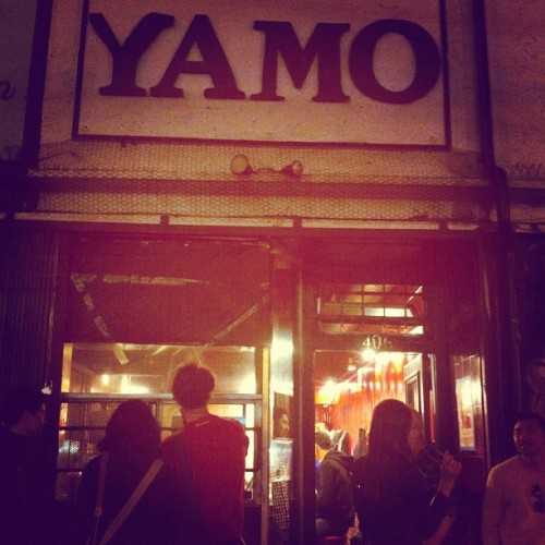 Been a while  (at Yamo)