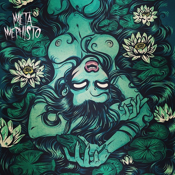 "metamephisto:  ""Nymphaea"" - Full view: http://metamephisto.blogspot.com/"