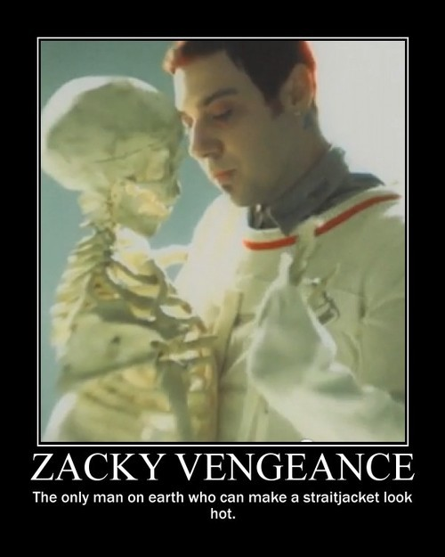 Oh, Zacky, you and your skeletons! :P
