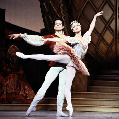 Rex Harrington and Martine Lamy @nationalballet