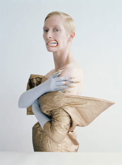 Tilda Swinton – W Magazine May 2013