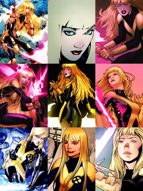 Magik  Jackie's Endless List of Favorite Characters
