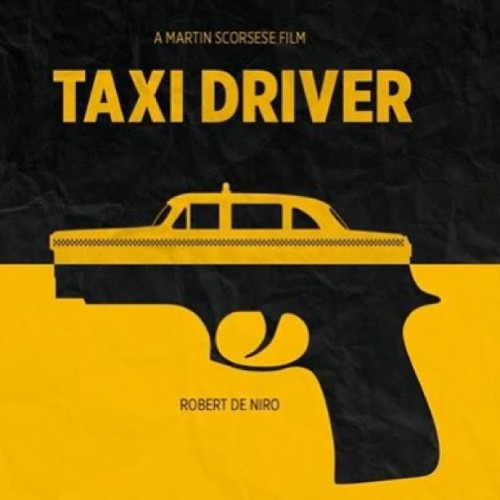 #TaxiDriver #movie #poster