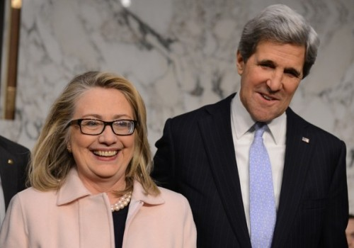 "KERRY SAYS GLOBAL CLIMATE CHANGE IS A THREAT TO U.S. By Juliet Eilperin, The Washington Post:    Calling himself ""a passionate advocate"" for energy policy, Sen. John Kerry said Thursday thatclimate changewas among the top international threats facing the United States, cheering environmentalists and disappointing oil industry officials, who have been watching how his confirmation as secretary of state could affect the fate of the Keystone XL pipeline. In his opening statement before the Senate Foreign Relations Committee, Kerry said that American foreign policy ""is defined by life-threatening issues like climate change,"" along with political unrest in Africa and human trafficking across the globe. Kerry, the panel's outgoing chairman, has made the issue of global warming central to his career in public service. The Massachusetts Democrat has traveled repeatedly to international climate negotiations and pushed in the Senate — unsuccessfully — for a limit on national greenhouse gas emissions. Later this year, the State Department must decide whether to grant TransCanada a presidential permit to build the 1,700-mileKeystone XL pipeline extension, which would carry heavy crude oil from Canada's oil sands to America's Gulf Coast refineries. Climate activists warn that the project would be devastating to the planet, while proponents say it would boost the nation's energy security and generate short-term construction jobs. Referring to the pipeline during the hearing, Kerrysaid that ""it would not be long before it crosses my desk. But hedid not offer his opinion on the project. He responded more forcefully, however, when Sen. John Barrasso (R-Wyo.) argued that stricter environmental regulations would harm the economy but have little impact on global climate. ""In this tight budget environment, with so many competing American priorities, I would ask you to give considerable thought into limiting significantly resources that would not help us as an economy, not help us as a country, and not help us globally in perhaps the efforts you might be pursuing,"" Barrasso said. Kerry shot back: ""The solution to climate change is energy policy. You want to do business and do it well in America, we got to get into the energy race."" He cited California and his own state of Massachusetts as places where clean energy and energy efficiency are ""growing faster than any other sector… This is a job creator."" Noting that U.S. communities broke heat and fire records last year and suffered record-high damages from superstorm Sandy,"" Kerry said: ""If we can't see the downside of spending that money and risking lives for all the changes that are taking place, to agriculture, to our communities, the ocean and so forth, we're ignoring what science is telling us. So I will be a passionate advocate on this, but not based on ideology but based on facts, based on science.""  Read More"