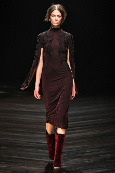 What Would Khaleesi Wear?Marios Schwab Fall 2013